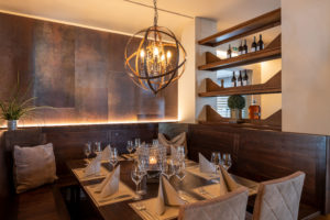 The Lounge - VIP Ecke