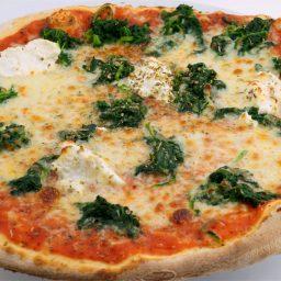 Pizza Bianca Neve